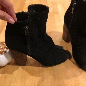 Booties by Jessica Simpson
